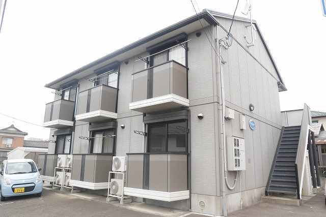 宮城県仙台市太白区、太子堂駅徒歩16分の築16年 2階建の賃貸アパート