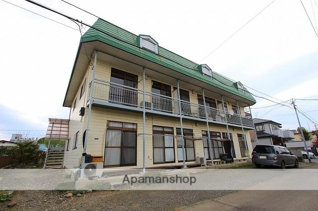 宮城県仙台市若林区、長町駅徒歩43分の築32年 2階建の賃貸アパート
