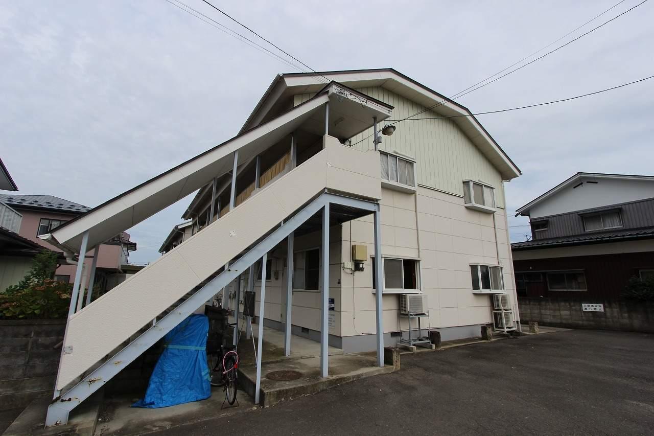 宮城県多賀城市、多賀城駅徒歩33分の築29年 2階建の賃貸アパート