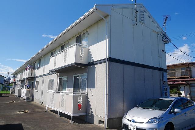 宮城県仙台市太白区、太子堂駅徒歩13分の築25年 2階建の賃貸アパート