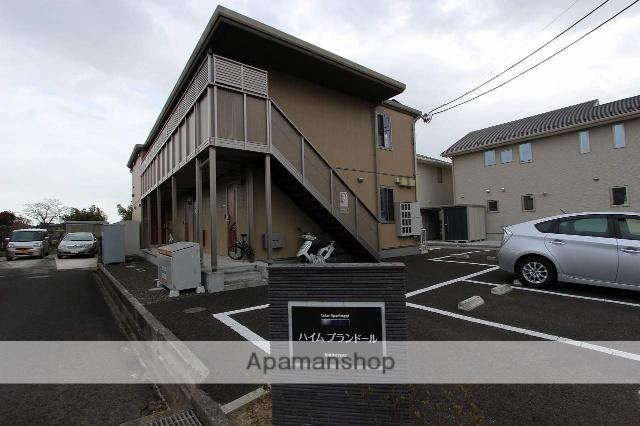宮城県多賀城市、福田町駅徒歩28分の築5年 2階建の賃貸アパート