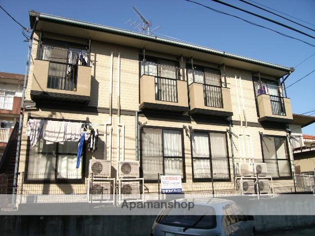 宮城県仙台市若林区、愛宕橋駅徒歩10分の築22年 2階建の賃貸アパート
