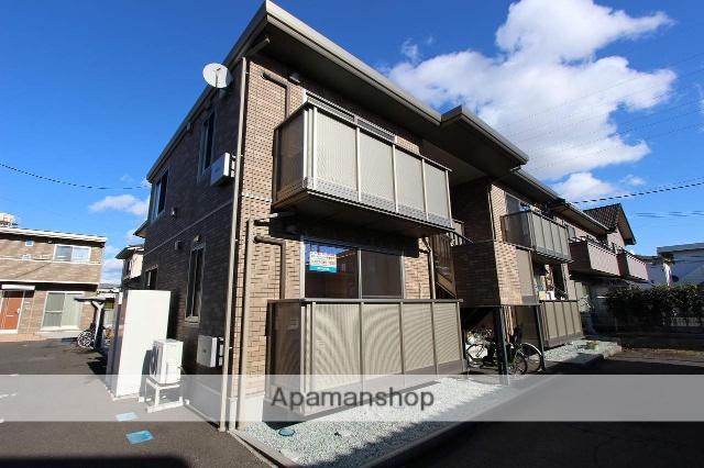 宮城県仙台市若林区、河原町駅徒歩28分の築4年 2階建の賃貸アパート