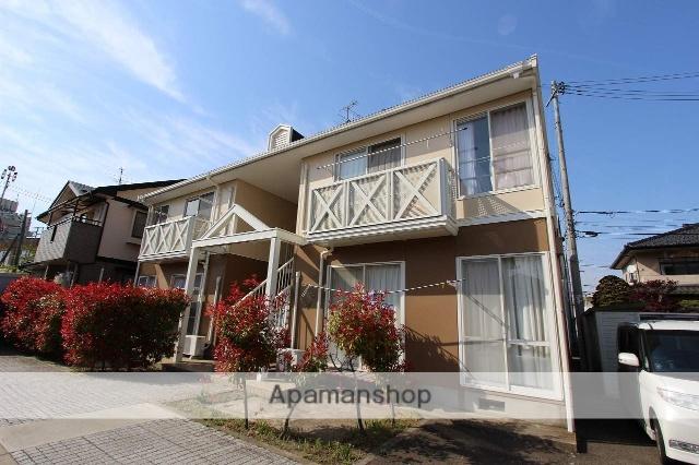 宮城県仙台市若林区、荒井駅徒歩54分の築23年 2階建の賃貸アパート
