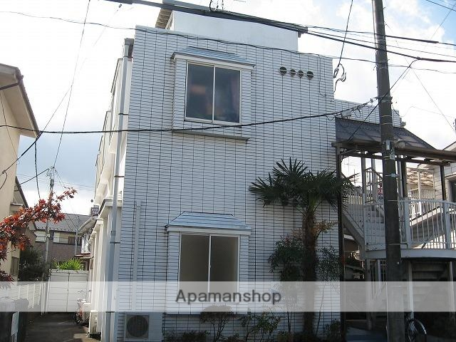 宮城県仙台市若林区、長町駅徒歩17分の築28年 2階建の賃貸アパート