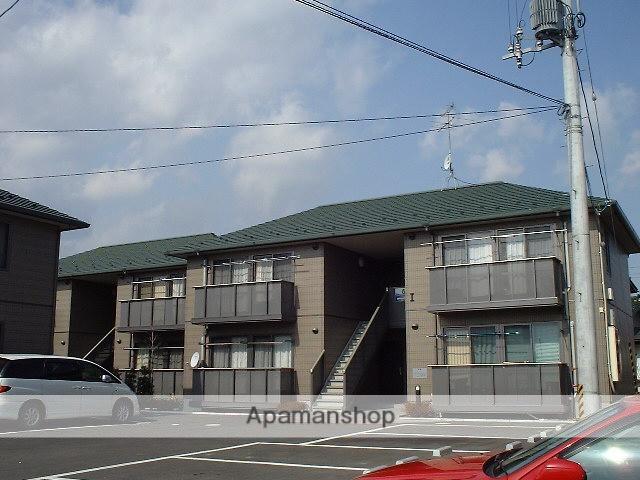 宮城県仙台市若林区の築16年 2階建の賃貸アパート