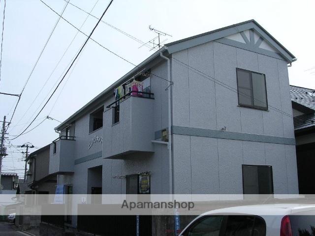 宮城県仙台市若林区、榴ケ岡駅徒歩18分の築25年 2階建の賃貸アパート