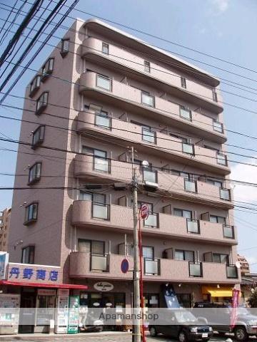 宮城県仙台市若林区、愛宕橋駅徒歩17分の築17年 7階建の賃貸マンション