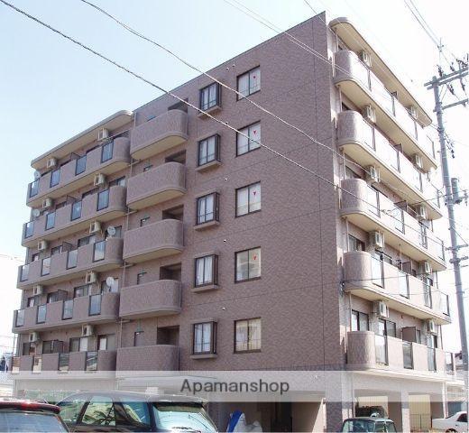宮城県仙台市若林区、長町駅徒歩39分の築14年 6階建の賃貸マンション