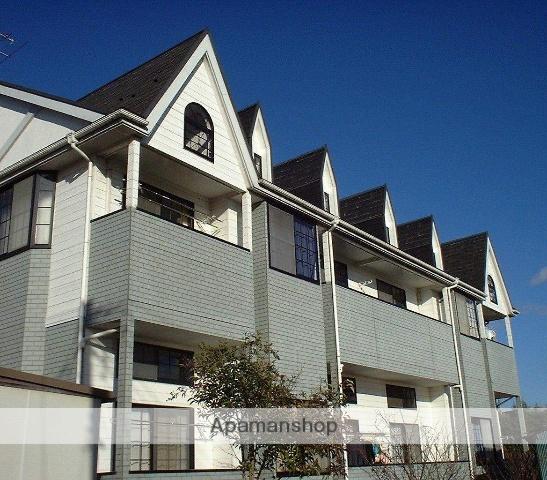 宮城県仙台市若林区、薬師堂駅徒歩25分の築23年 2階建の賃貸アパート