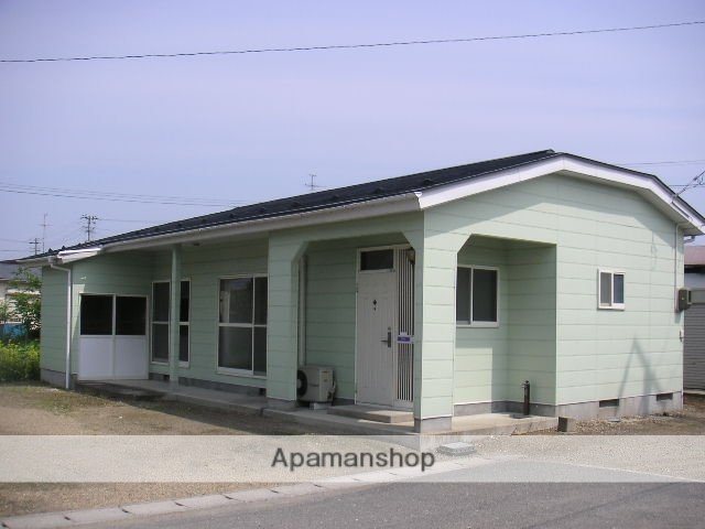 宮城県大崎市の築23年 1階建の賃貸アパート