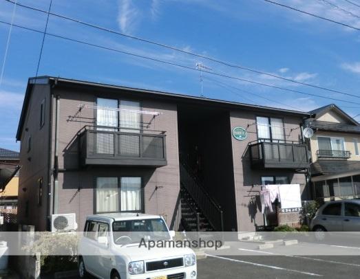 宮城県大崎市、古川駅徒歩19分の築16年 2階建の賃貸アパート