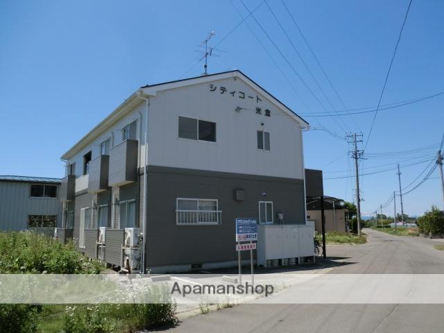 宮城県大崎市、塚目駅徒歩10分の築18年 2階建の賃貸アパート