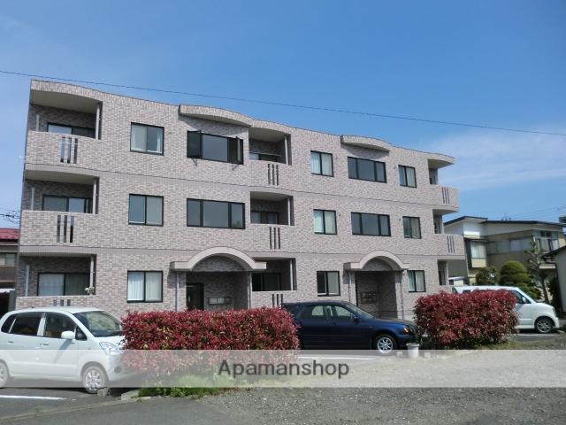 宮城県大崎市、古川駅徒歩14分の築15年 3階建の賃貸マンション