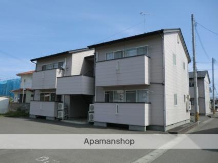 宮城県大崎市、古川駅徒歩25分の築18年 2階建の賃貸アパート