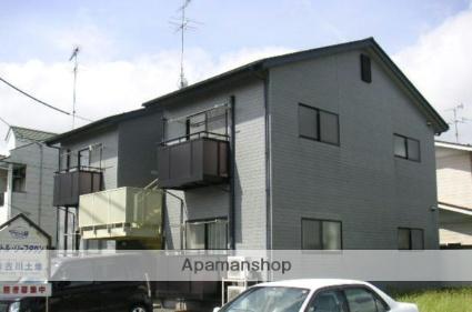 宮城県大崎市の築16年 2階建の賃貸アパート