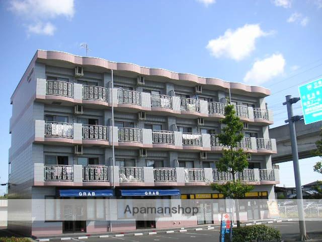 宮城県大崎市、古川駅徒歩6分の築20年 4階建の賃貸マンション