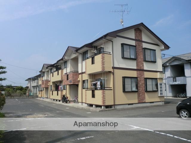 宮城県大崎市、西古川駅徒歩4分の築18年 2階建の賃貸アパート