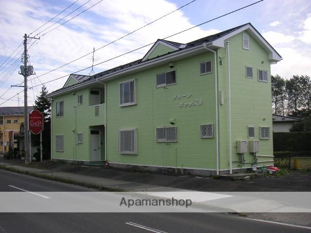 宮城県大崎市、古川駅徒歩18分の築26年 2階建の賃貸アパート