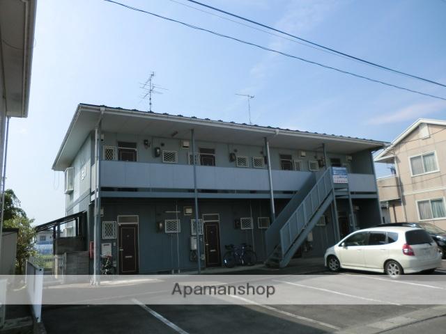 宮城県大崎市、塚目駅徒歩8分の築25年 2階建の賃貸アパート