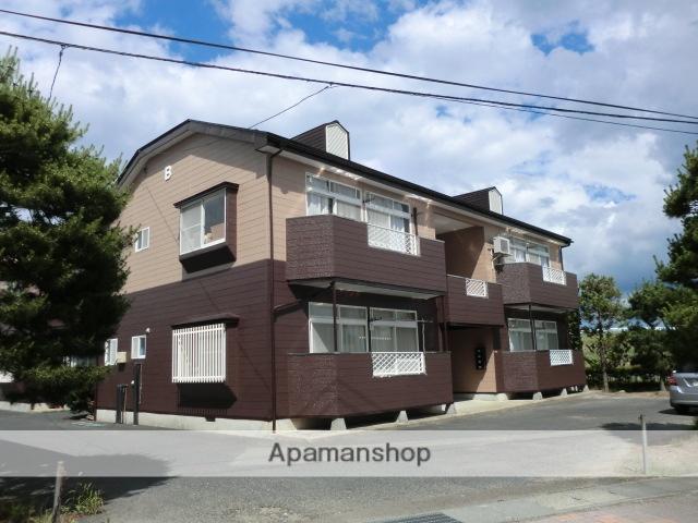 宮城県大崎市、古川駅徒歩25分の築17年 2階建の賃貸アパート