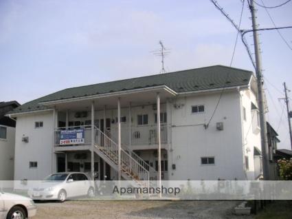 宮城県大崎市、古川駅徒歩5分の築32年 2階建の賃貸アパート
