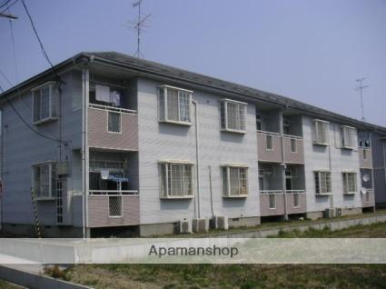 宮城県大崎市の築26年 2階建の賃貸アパート