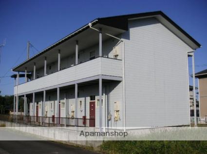 宮城県大崎市、古川駅徒歩15分の築26年 2階建の賃貸アパート