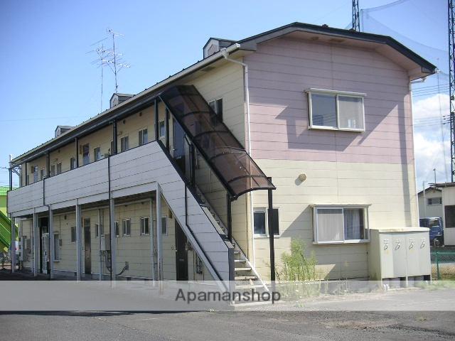 宮城県大崎市、古川駅徒歩25分の築25年 2階建の賃貸アパート