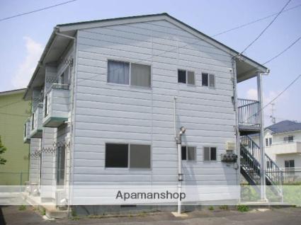 宮城県大崎市、古川駅徒歩10分の築30年 2階建の賃貸アパート
