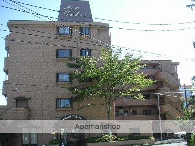 宮城県大崎市、古川駅徒歩15分の築29年 5階建の賃貸マンション