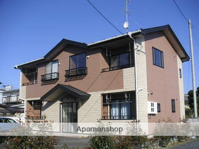宮城県大崎市、古川駅徒歩17分の築10年 2階建の賃貸アパート