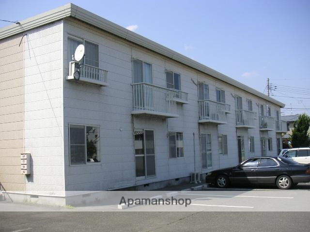 宮城県大崎市の築28年 2階建の賃貸アパート