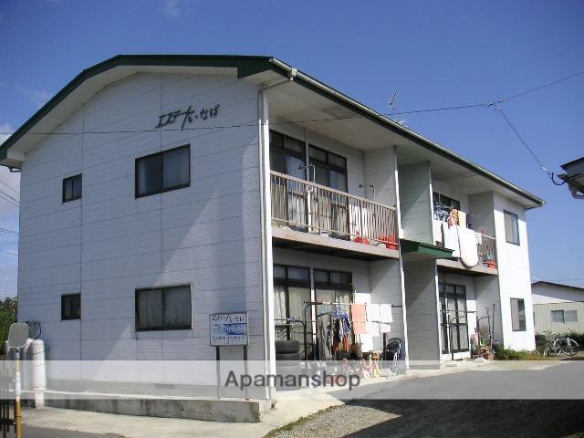 宮城県大崎市の築30年 2階建の賃貸アパート