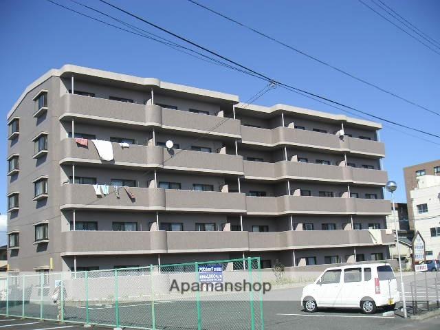 宮城県大崎市、古川駅徒歩7分の築18年 5階建の賃貸マンション