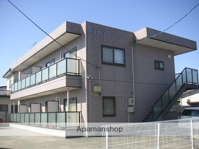 宮城県大崎市、古川駅徒歩24分の築19年 2階建の賃貸アパート