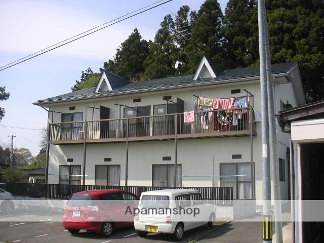 宮城県遠田郡美里町の築26年 2階建の賃貸アパート