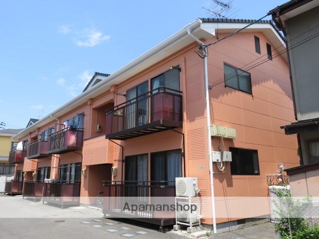 宮城県大崎市、古川駅徒歩15分の築19年 2階建の賃貸アパート