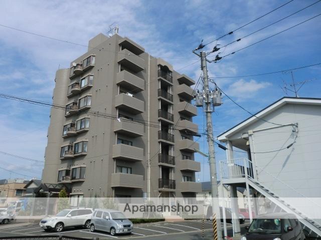 宮城県大崎市、古川駅徒歩8分の築27年 7階建の賃貸マンション