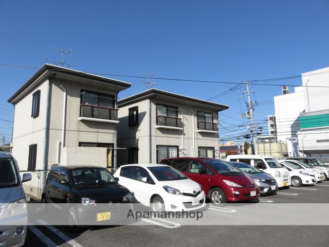宮城県大崎市、古川駅徒歩7分の築20年 2階建の賃貸アパート