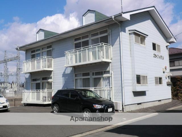 宮城県大崎市、古川駅徒歩12分の築27年 2階建の賃貸アパート