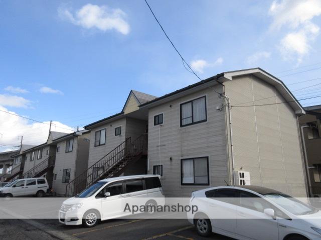 宮城県大崎市、古川駅徒歩19分の築26年 2階建の賃貸アパート