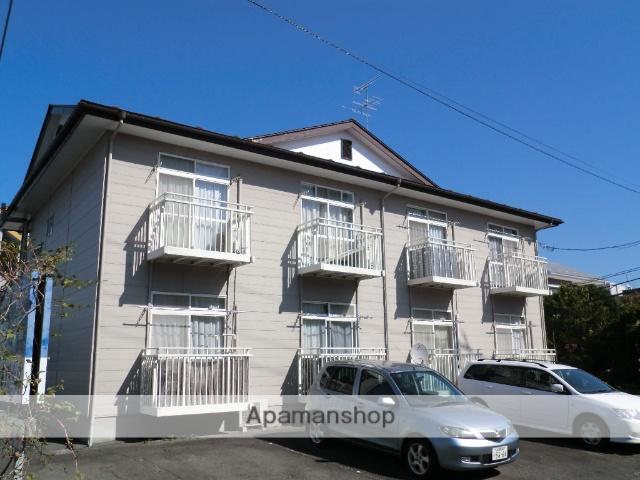宮城県大崎市、古川駅徒歩7分の築28年 2階建の賃貸アパート