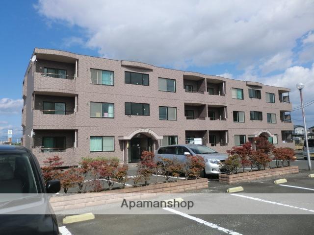 宮城県大崎市の築17年 3階建の賃貸マンション