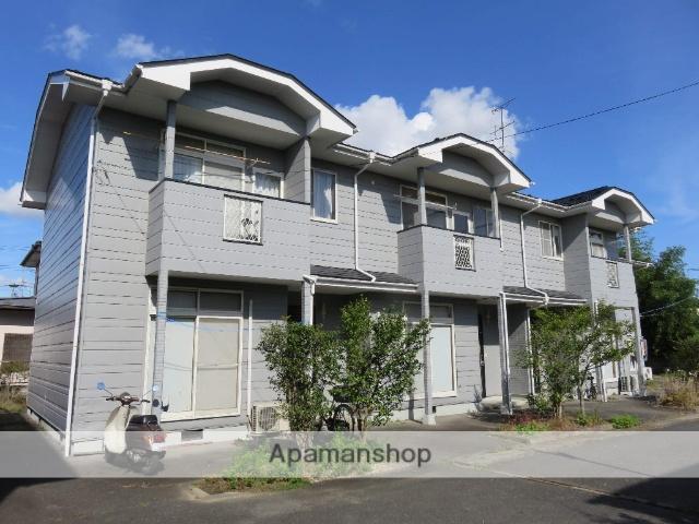 宮城県大崎市、古川駅徒歩13分の築26年 2階建の賃貸アパート