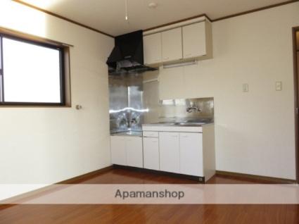 フォレスタB棟[2DK/48.03m2]のキッチン
