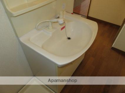 フォレスタB棟[2DK/48.03m2]の洗面所