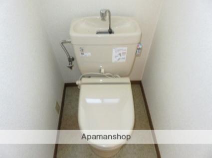 フォレスタB棟[2DK/48.03m2]のトイレ