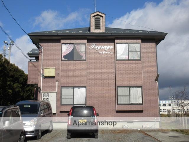 宮城県遠田郡美里町の築18年 2階建の賃貸アパート