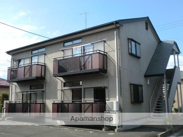 宮城県大崎市、古川駅徒歩15分の築16年 2階建の賃貸アパート
